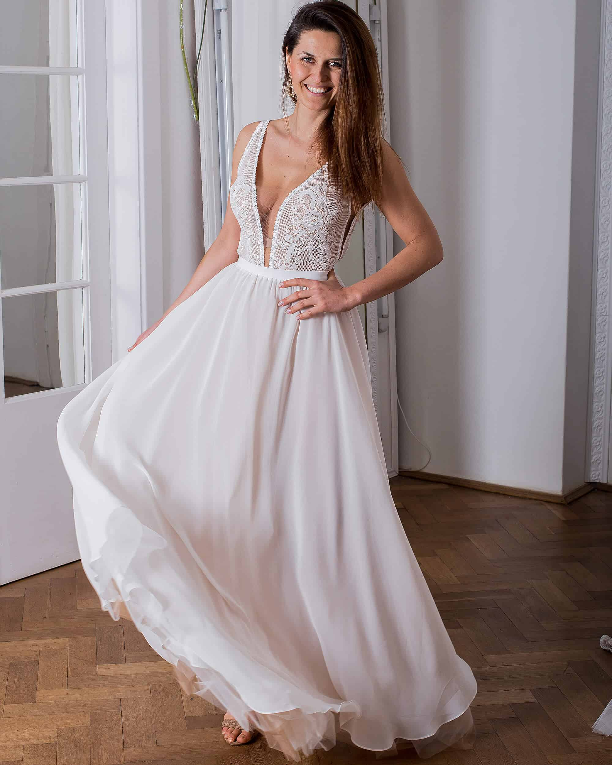 Wyjątkowe suknie ślubne na wyjątkowy dzień