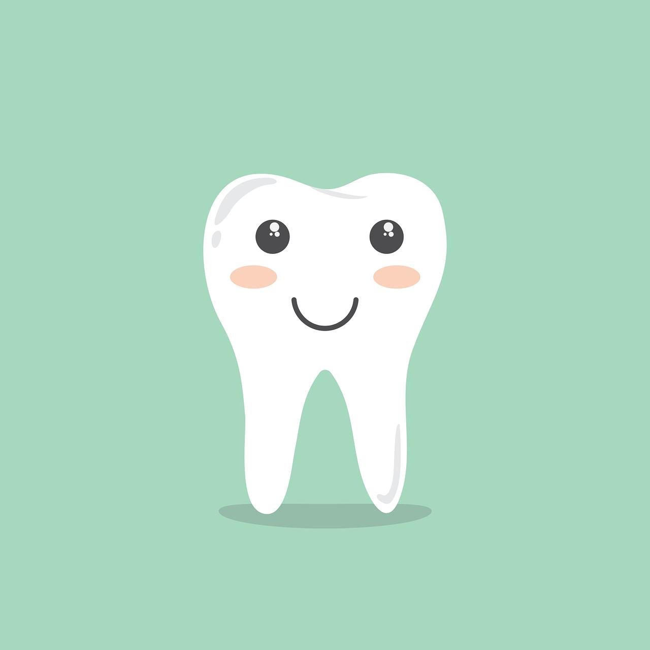 Białe zęby domowym sposobem