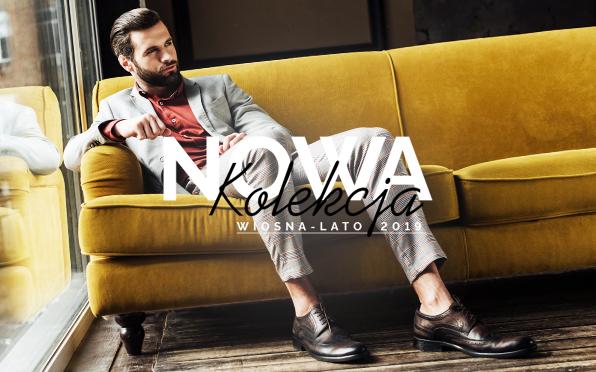 Stylowy mężczyzna- gdzie kupić modne buty męskie online
